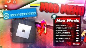 Roblox mod menu apk hack