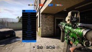 Rainbow Six Siege injector hack gameplay