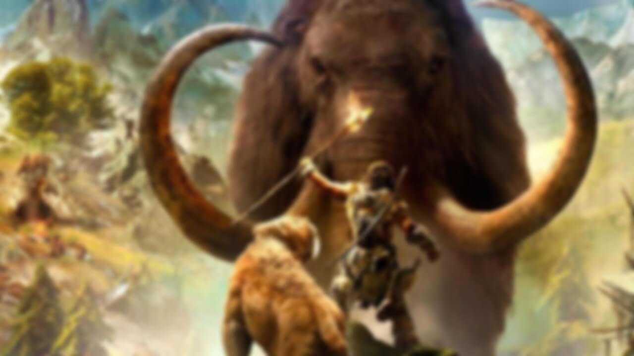 Far Cry Primal Mod Menu